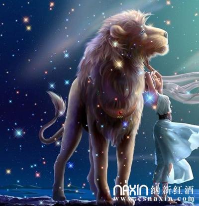 狮子座——演绎和射手座男生相亲图片